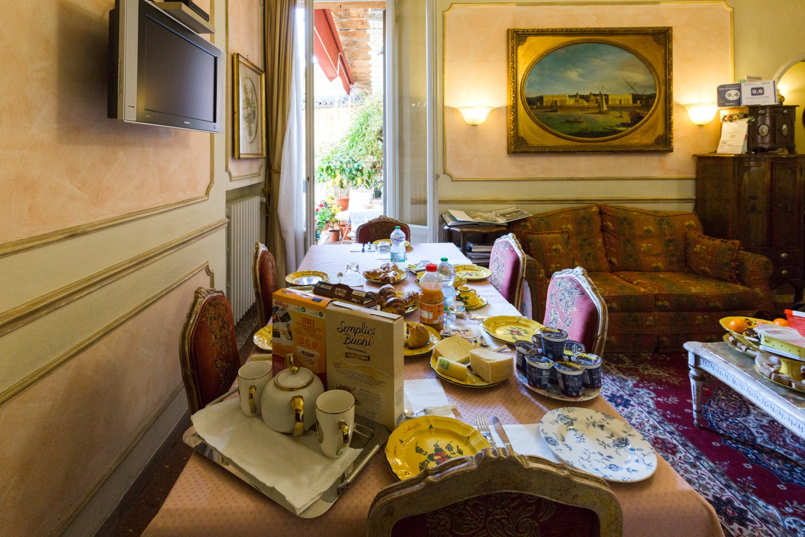 bed and breakfast antica residenza d'azeglio